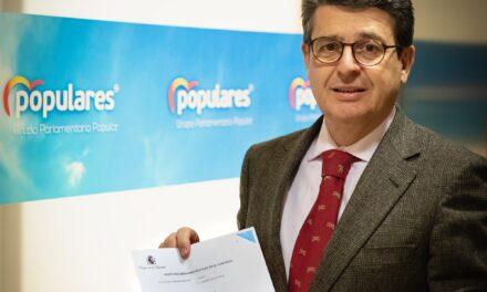 El PP solicita la comparencia urgente del Ministro de Interior para que explique las decisiones adoptadas sobre el despliegue de seguridad en Roquetas de Mar