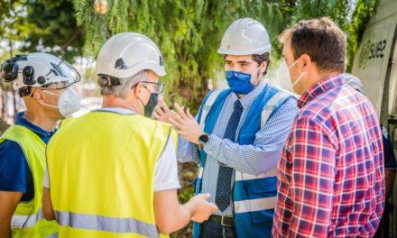 El concejal de Desarrollo Urbano recuerda que están en marcha media docena de licitaciones de mantenimiento